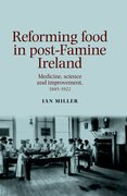 Cover for Reforming food in post-Famine Ireland