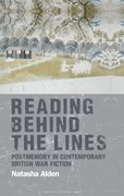 Cover for Reading behind the lines