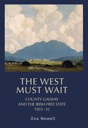 Cover for The West must wait