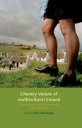 Cover for Literary visions of multicultural Ireland