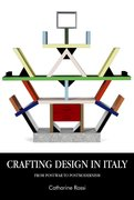 Cover for Crafting design in Italy