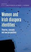 Cover for Women and Irish diaspora identities