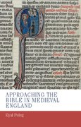 Cover for Approaching the Bible in Medieval England