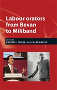 Cover for Labour orators from Bevan to Miliband