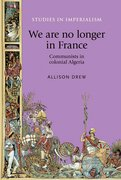 Cover for We Are No Longer in France