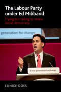 Cover for The Labour Party under Ed Miliband