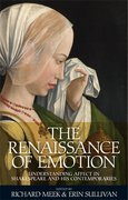 Cover for The Renaissance of emotion