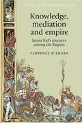Cover for Knowledge, mediation and empire