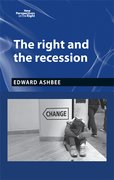 Cover for The Right and the recession