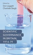 Cover for Scientific Governance in Britain, 1914-79
