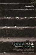 Cover for Conflict, peace and mental health