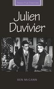 Cover for Julien Duvivier - 9780719091148