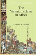 Cover for The Victorian soldier in Africa