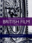 Cover for The Encyclopedia of British Film