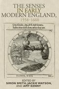 Cover for The Senses in Early Modern England