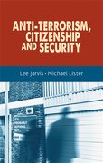 Cover for Anti-terrorism, citizenship and security