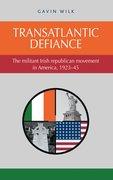 Cover for Transatlantic Defiance