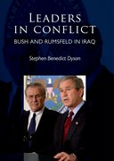 Cover for Leaders in conflict