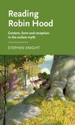 Cover for Reading Robin Hood