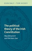 Cover for The political theory of the Irish Constitution