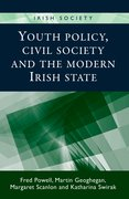 Cover for Youth policy, civil society and the modern Irish state