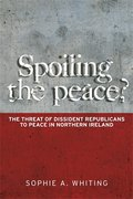 Cover for Spoiling the peace?