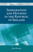 Cover for Immigration and housing in the Republic of Ireland