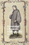 Cover for Annotated Chaucer bibliography