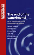 Cover for The end of the experiment?