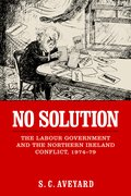 Cover for No Solution