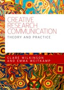 Cover for Creative Research Communication