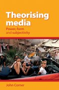 Cover for Theorising Media