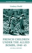 Cover for French children under the Allied bombs, 1940-45