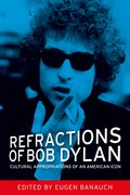 Cover for Refractions of Bob Dylan