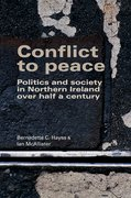 Cover for Conflict to Peace
