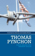 Cover for Thomas Pynchon