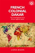 Cover for French colonial Dakar