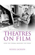 Cover for Theatres on film