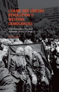 Cover for The Same-Sex Unions Revolution in Western Democracies