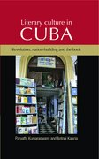 Cover for Literary culture in Cuba