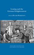 Cover for Lessing and the German Enlightenment