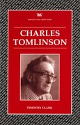 Cover for Charles Tomlinson