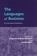 Cover for The Languages of Business