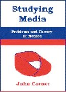Cover for Studying Media