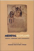 Cover for Medieval Scotland