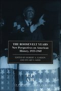 Cover for The Roosevelt Years