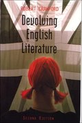 Cover for Devolving English Literature