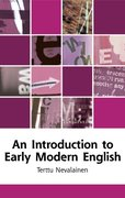 Cover for An Introduction to Early Modern English