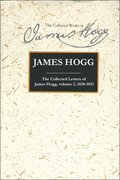 Cover for The Collected Letters of James Hogg, Volume 2, 1820-1831