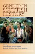 Cover for Gender in Scottish History Since 1700